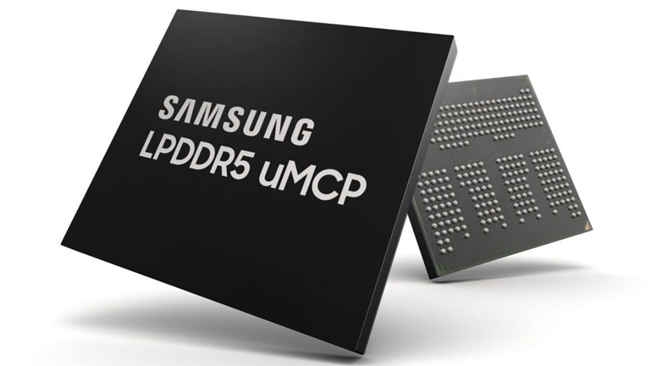 Прибыль Samsung в Q2 2021 выросла на 38% из-за высоких цен на чипы (samsung lpddr5 umcp 720)