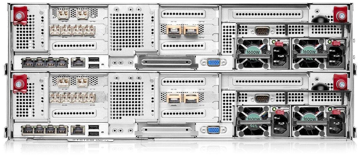 Процессоры AMD EPYC будут в новых решениях HPE Enterprise Storage (scale 1200)