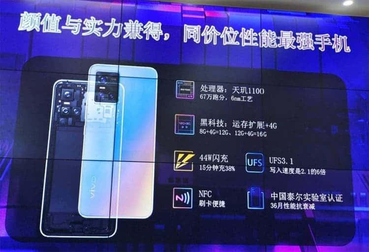 Близится выход смартфона Vivo S10 со 108-Мп камерой и чипом Dimensity 1100 (vi2)