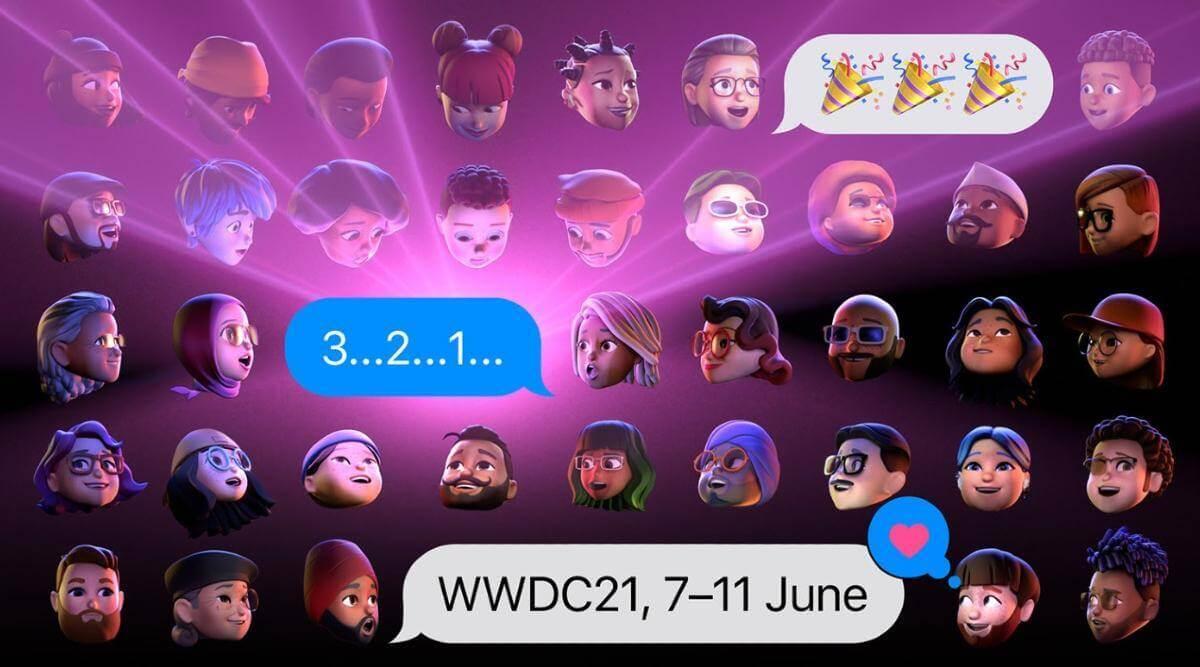 Apple WWDC 2021: прямая текстовая трансляция презентации на русском языке (wwdc main)