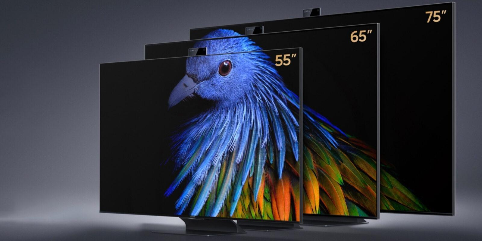Xiaomi представила два новых телевизора (xiaomi mi tv 6 televisores 5 1624882299 1)