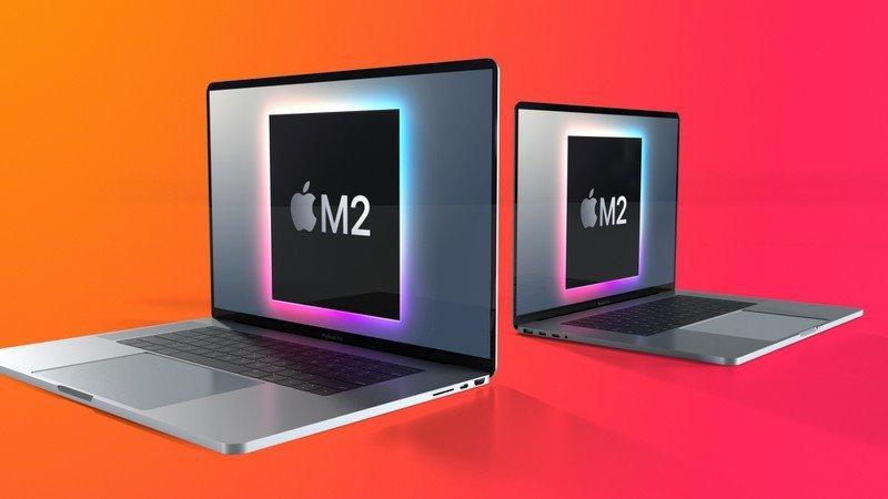 MacBook Pro 14 и 16 по-прежнему готовятся к запуску в третьем квартале 2021 года (16 inch macbook pro m2 render)