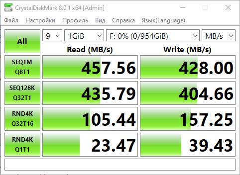 Обзор недорогого внешнего SSD-накопителя Silicon Power PC60 (2 3)