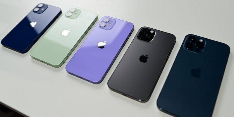 Графический процессор iPhone 13 A15 Bionic превосходит Exynos 2200 даже при троттлинге (43148 83800 210713 iphone12 xl)