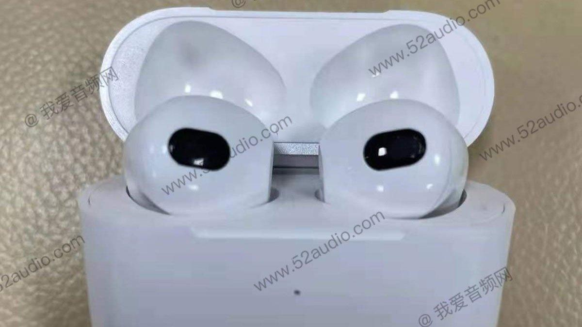 Слухи: производство Apple AirPods 3 намечено на август (43286 84056 210721 airpods3)