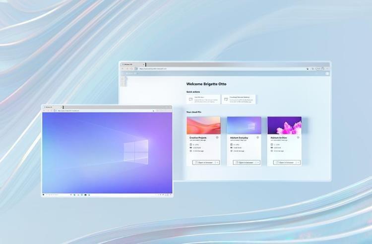 Microsoft представила Windows 365, облачную операционную систему (928)