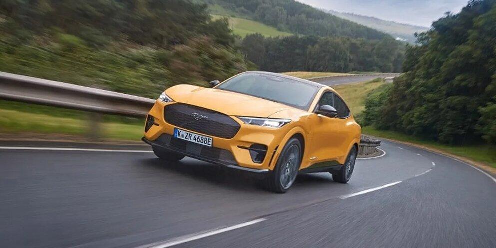 Ford выпустила Mach-Eau, аромат с запахом бензина для владельцев электромобилей ()