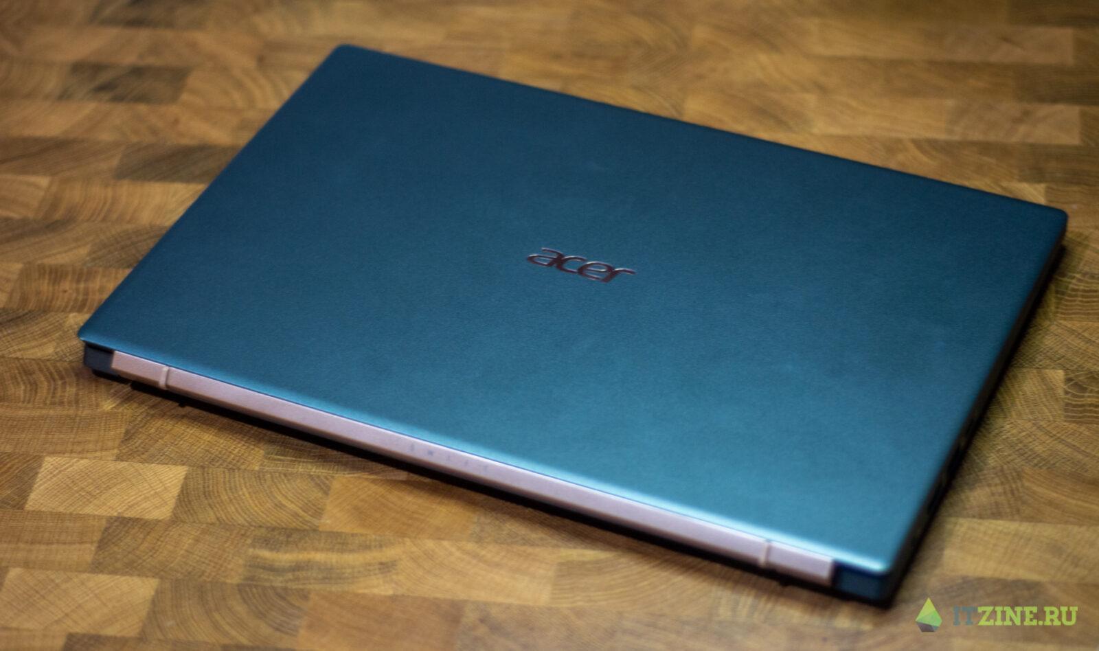 Обзор Acer Swift 5: идеальный ноутбук для работы из дома (acer swift5 02)