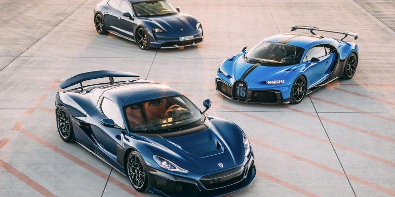 Volkswagen продала Bugatti компании Rimac, теперь будет Bugatti-Rimac (bugatti rimac3)