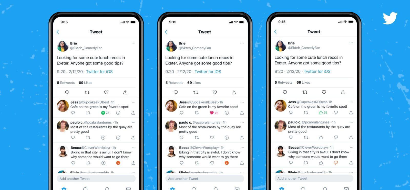 Twitter начал тестировать дизлайки на ответы пользователей (e613i 0weaqh4r0 scaled)