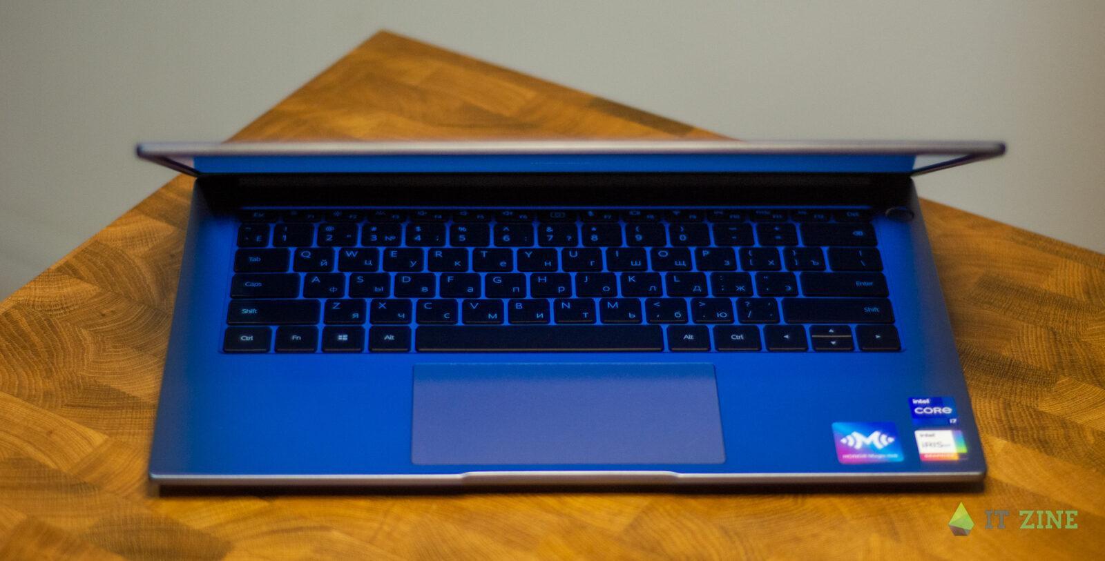 Обзор ноутбука Honor MagicBook 14 (2021): компактный и тихий (export 2607 22)