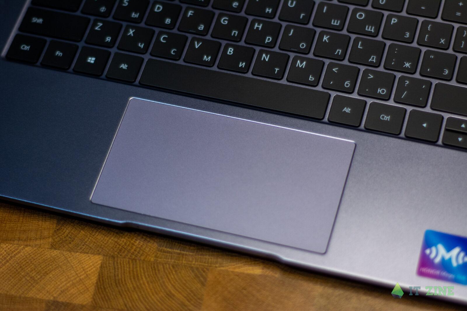 Обзор ноутбука Honor MagicBook 14 (2021): компактный и тихий (export 2607 27)