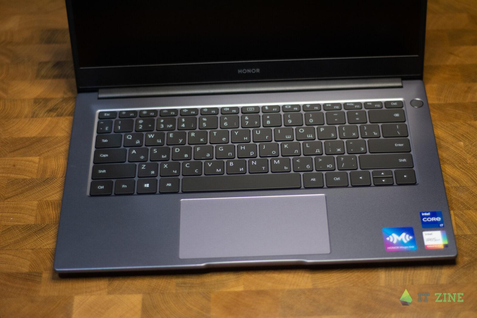 Обзор ноутбука Honor MagicBook 14 (2021): компактный и тихий (export 2607 29)