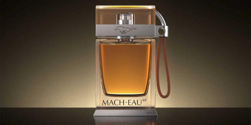 Ford выпустила Mach-Eau, аромат с запахом бензина для владельцев электромобилей (ford mach eau large 1)
