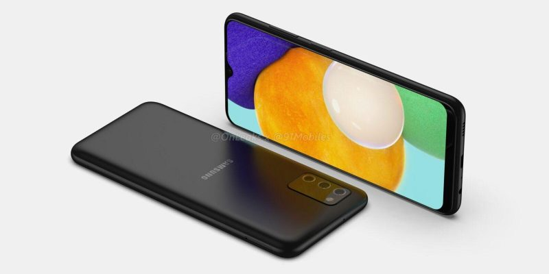Раскрыты спецификации и цветовые варианты Samsung Galaxy A03s (galaxy a03s 5k4 scaled)