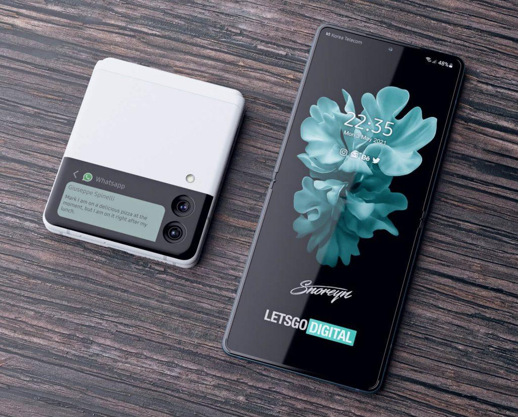 Samsung может выпустить Galaxy Z Flip 3 Lite 11 августа (galaxy z flip 3 release 1024x825 1)