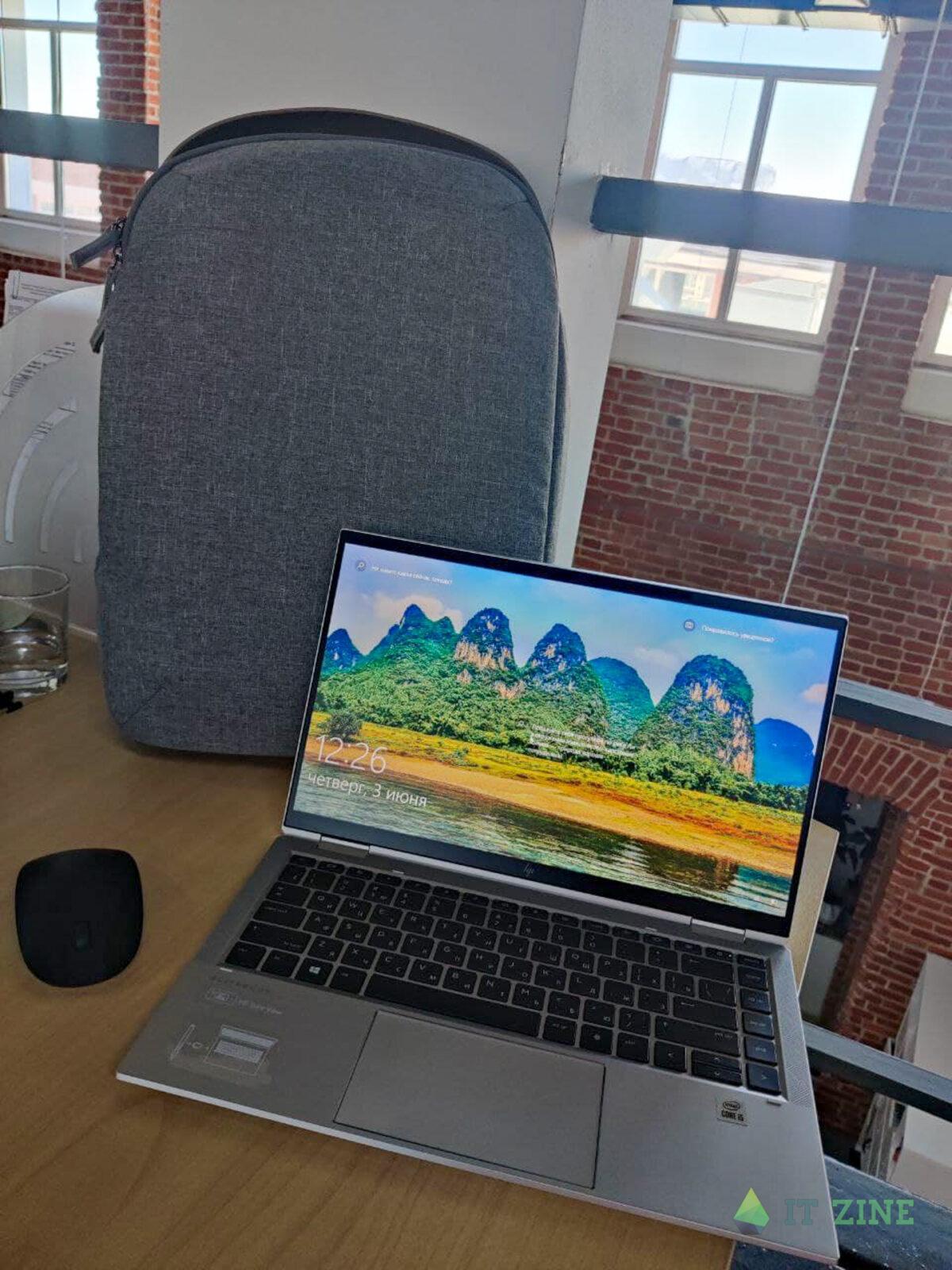Обзор ноутбука HP EliteBook x360 1040 G7: трансформер для работы и развлечений (hp elitebook 1040 g7 08)