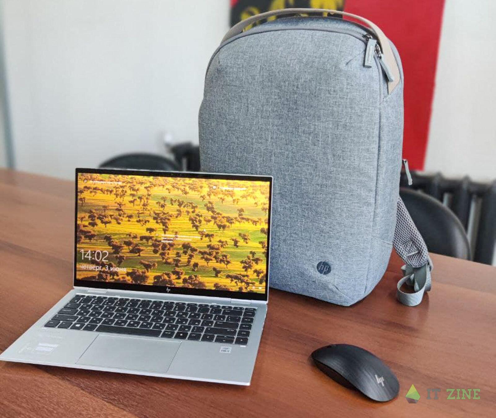 Обзор ноутбука HP EliteBook x360 1040 G7: трансформер для работы и развлечений (hp elitebook 1040 g7 09)