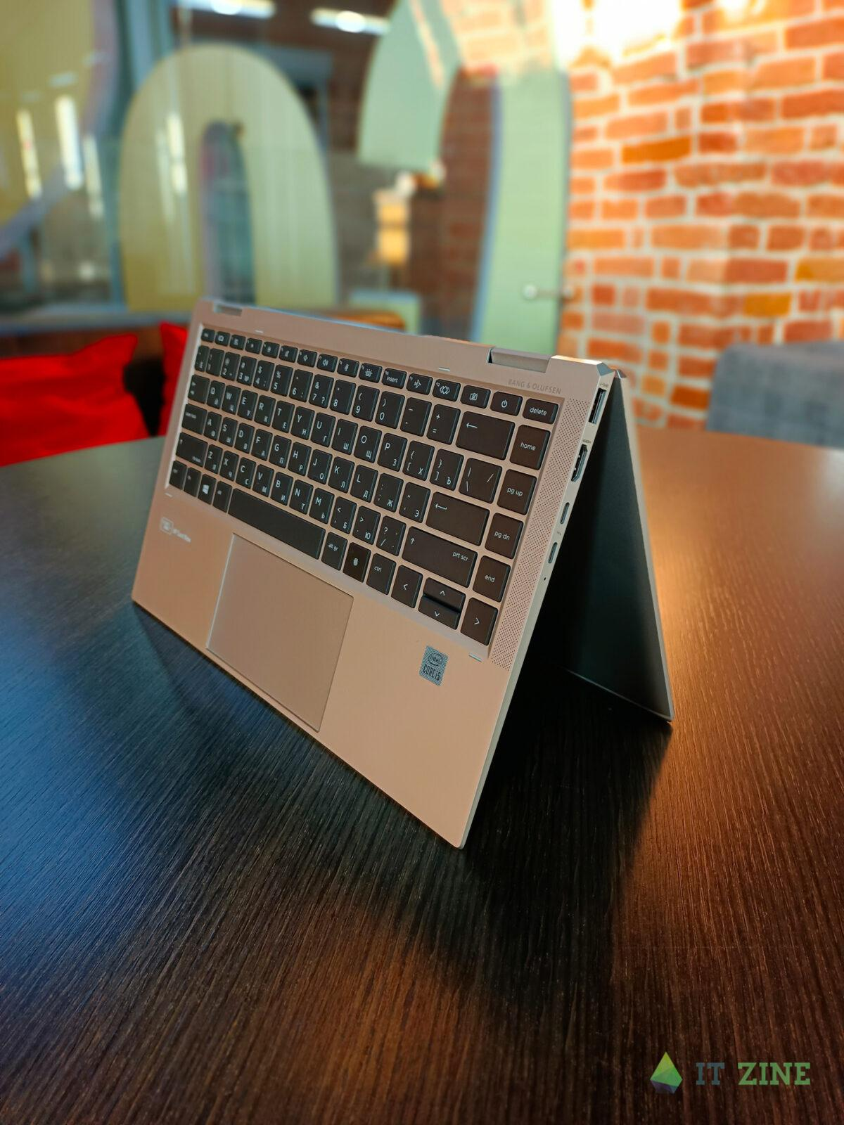 Обзор ноутбука HP EliteBook x360 1040 G7: трансформер для работы и развлечений (hp elitebook 1040 g7 26)