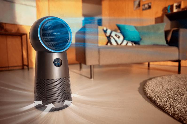 Philips выпустила очиститель воздуха 3 в 1 (image 2)