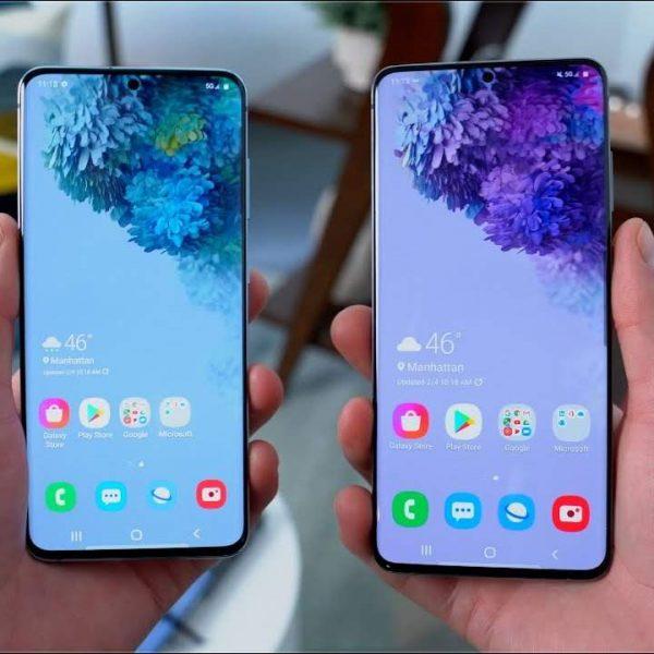 Экраны флагманов серии Samsung Galaxy S20 начали зеленеть (kak uvelichit chuvstvitelnost k kasaniyu na samsung galaxy s20)