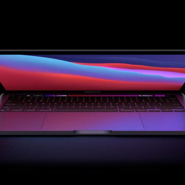 MacBook Pro 14 и 16 по-прежнему готовятся к запуску в третьем квартале 2021 года (m1 macbook pro large)