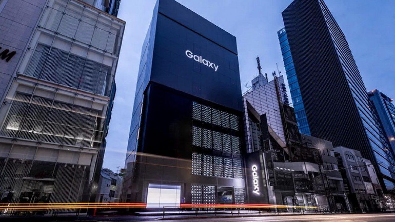 Операционная прибыль Samsung бьёт рекорды благодаря высокой цене на память (magazin samsung 1 1280x720 1)