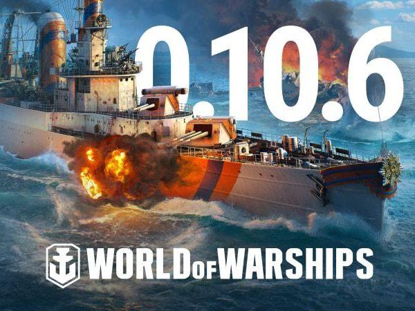 Крейсеры Нидерландов появятся в раннем доступе в World of Warships (mailservice)