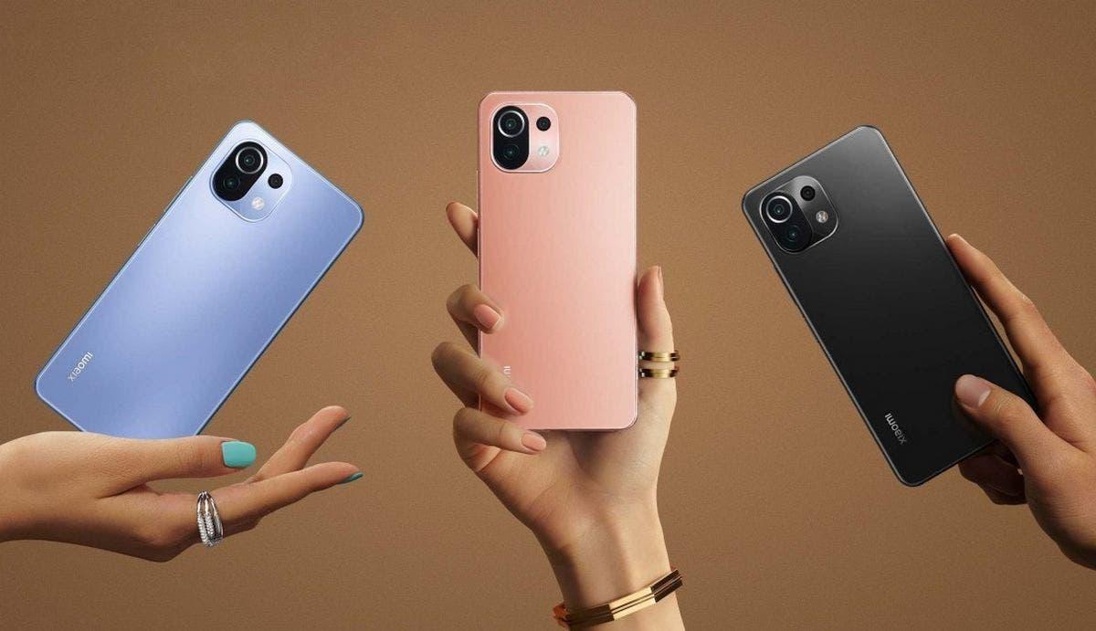 Xiaomi представит смартфон Mi 12 в декабре с мощной камерой (mi 11 lite)
