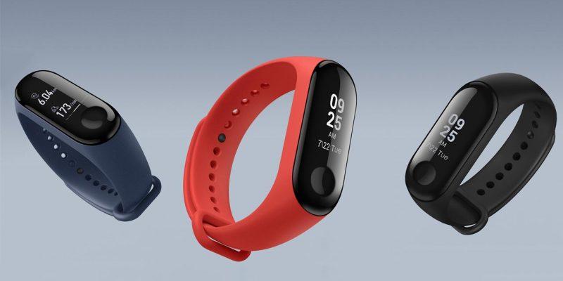 Xiaomi выпустит умный браслет Mi Band X с гибким экраном (mi band 3 kupon 1)