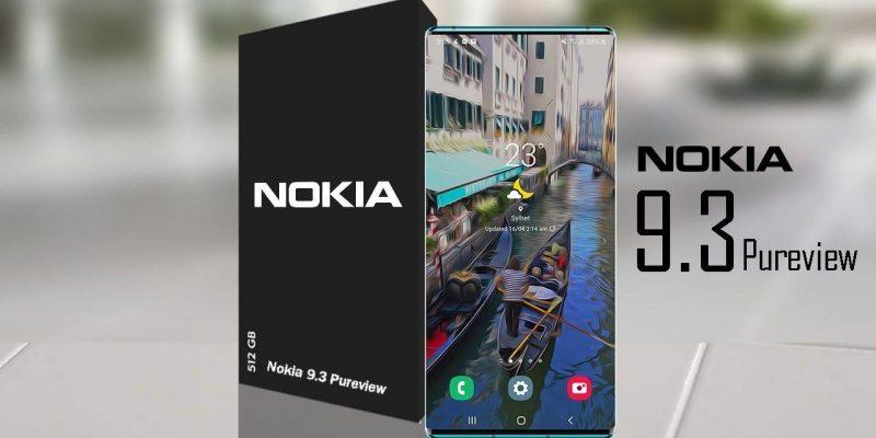 Новый флагман Nokia представят до 11 ноября (nokia 9.3 pure view 3 1)