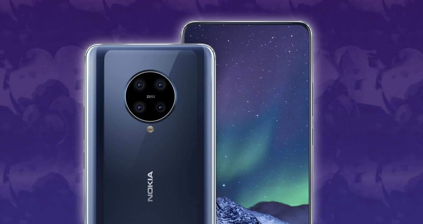 Новый флагман Nokia представят до 11 ноября (nokia 9.3 pureview image)