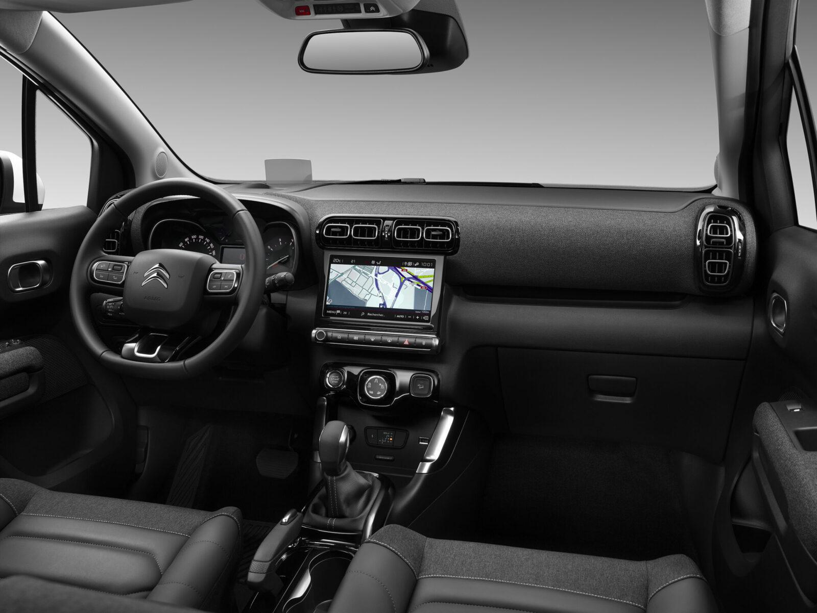 Citroen объявил цены и старт продаж C3 Aircross (novyj citroyon c3 aircross 23 scaled)