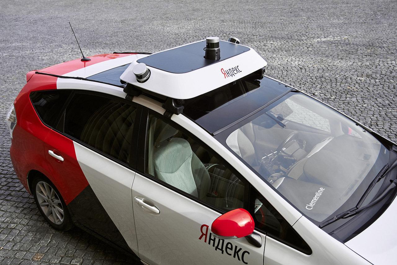 Яндекс открыл крупнейший набор данных беспилотных автомобилей (orig 2)