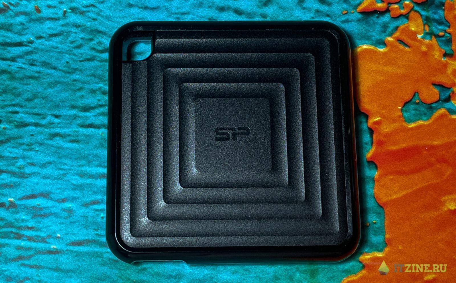 Обзор недорогого внешнего SSD-накопителя Silicon Power PC60 (pc60 05)