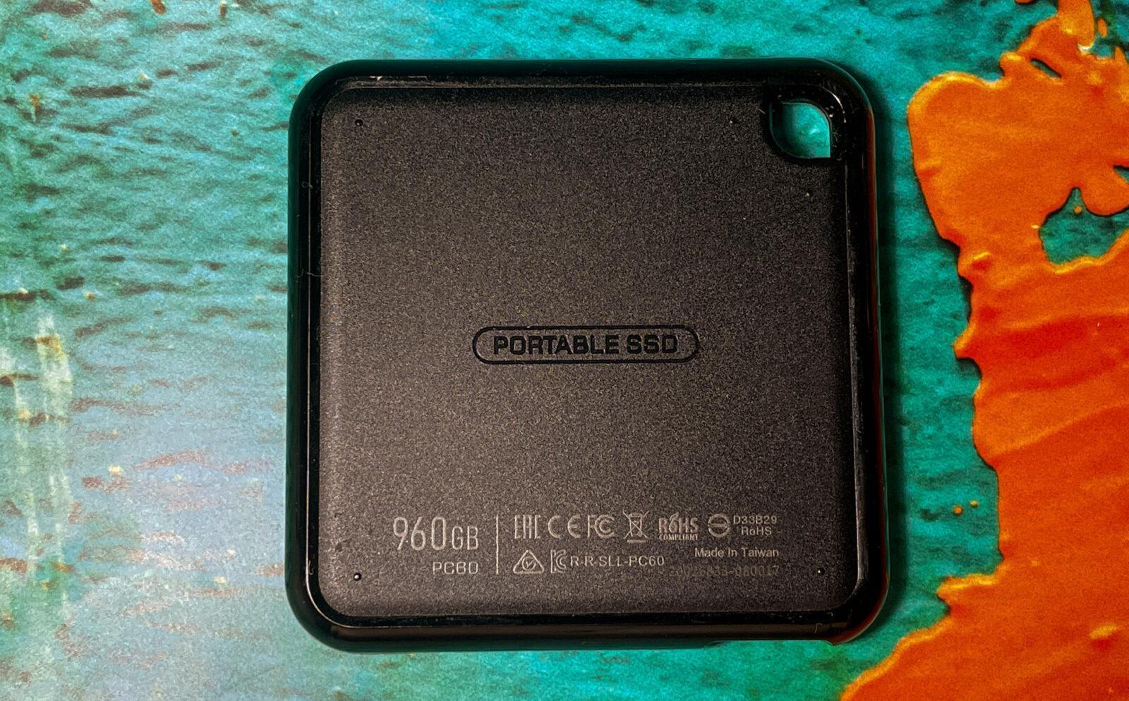 Обзор недорогого внешнего SSD-накопителя Silicon Power PC60 (pc60 06)