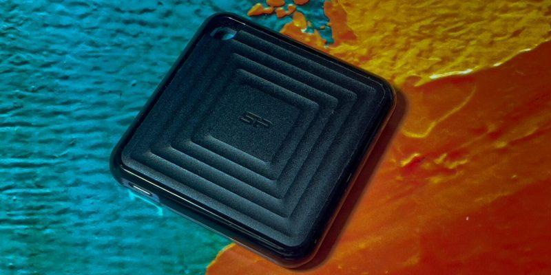 Обзор недорогого внешнего SSD-накопителя Silicon Power PC60 (pc60 07)