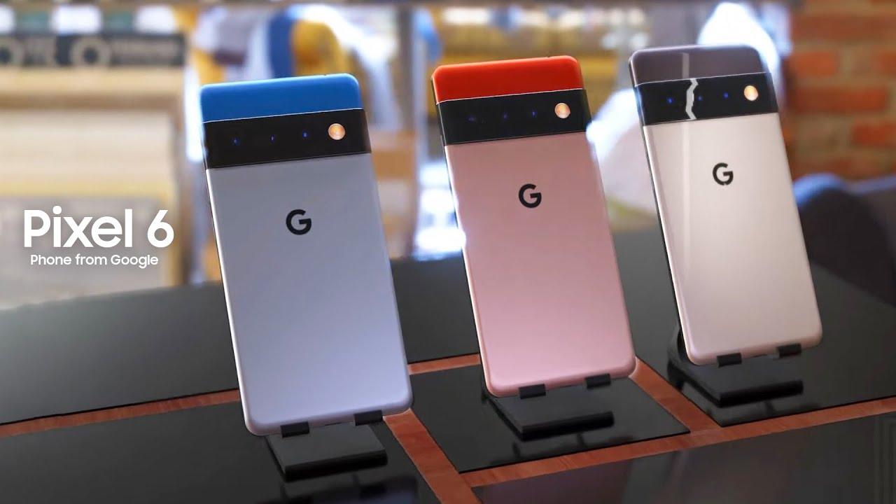 Google работает над своим первым процессором с графикой от AMD (pixel 6 feature image)