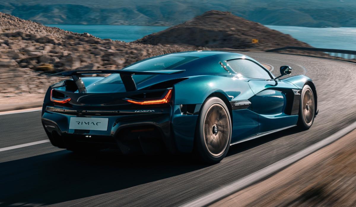 Volkswagen продала Bugatti компании Rimac, теперь будет Bugatti-Rimac (rimac nevera02)