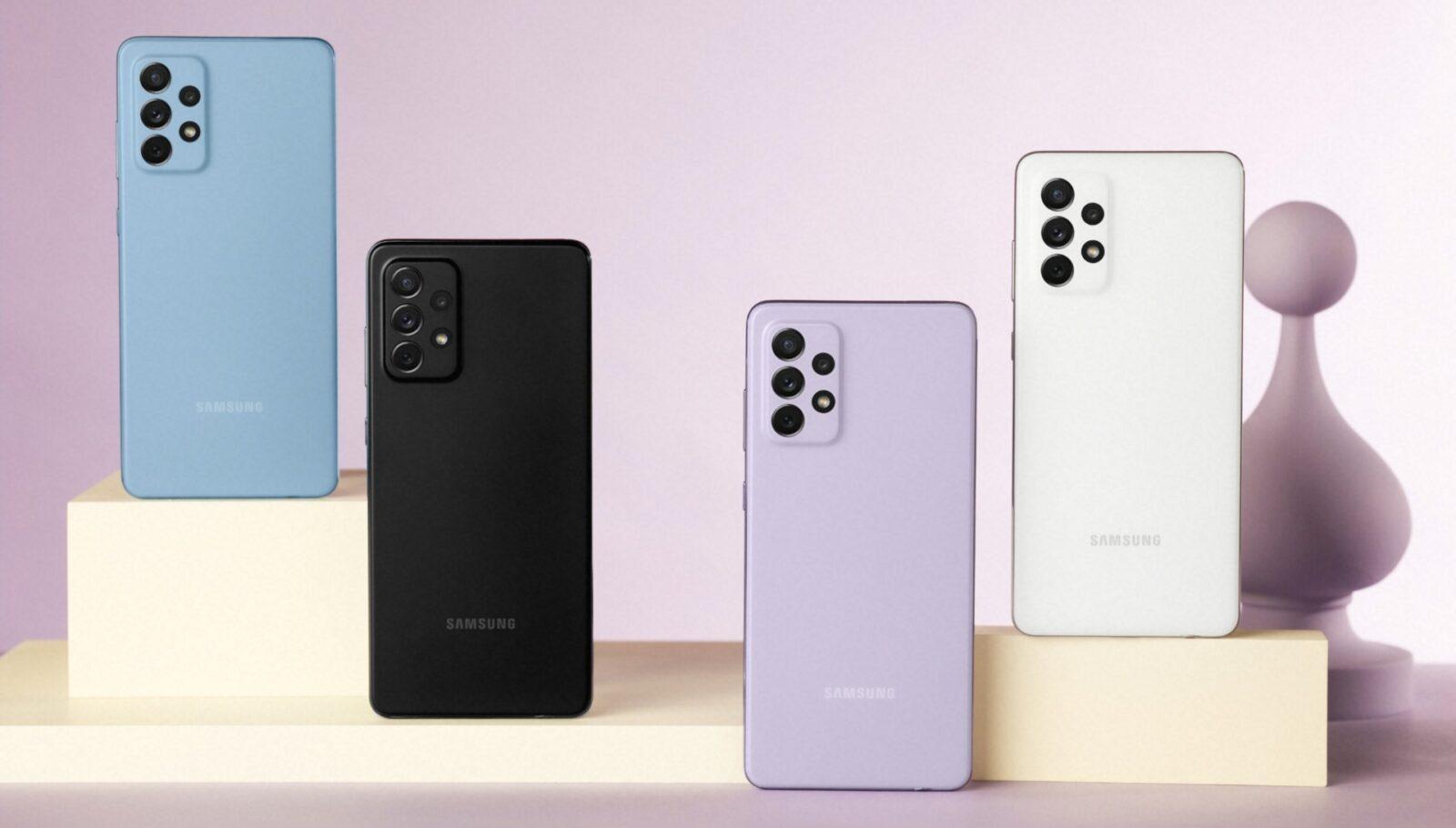 Обзор Samsung Galaxy A52: красивый, мощный и недорогой смартфон (samsung galaxy a52 5g a72 1 large)