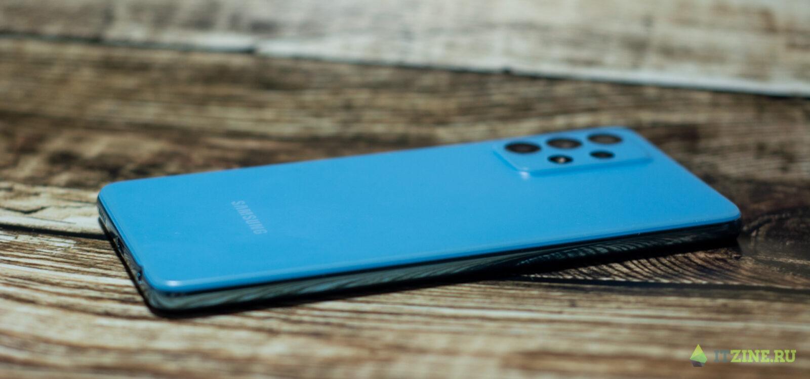 Обзор Samsung Galaxy A52: красивый, мощный и недорогой смартфон ()