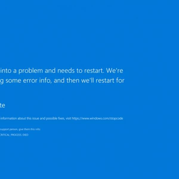 В Windows 11 изменили «экран смерти» (screenshot 2)