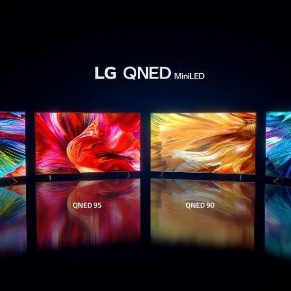 Телевизоры LG QNED MiniLED выйдут в июле (severalqneds)