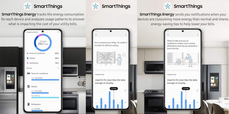 Samsung SmartThings Energy может контролировать потребление энергии и экономить (smartthings energy monitoring 3)