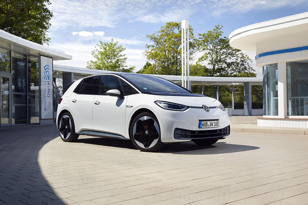 Volkswagen запускает беспроводное обновление программного обеспечения для семейства ID (volkswagen id.3)
