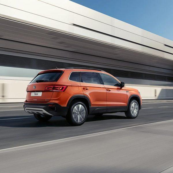 Volkswagen Taos поступает в продажу, цены от 1.6 миллиона (volkswagen taos 2 1)