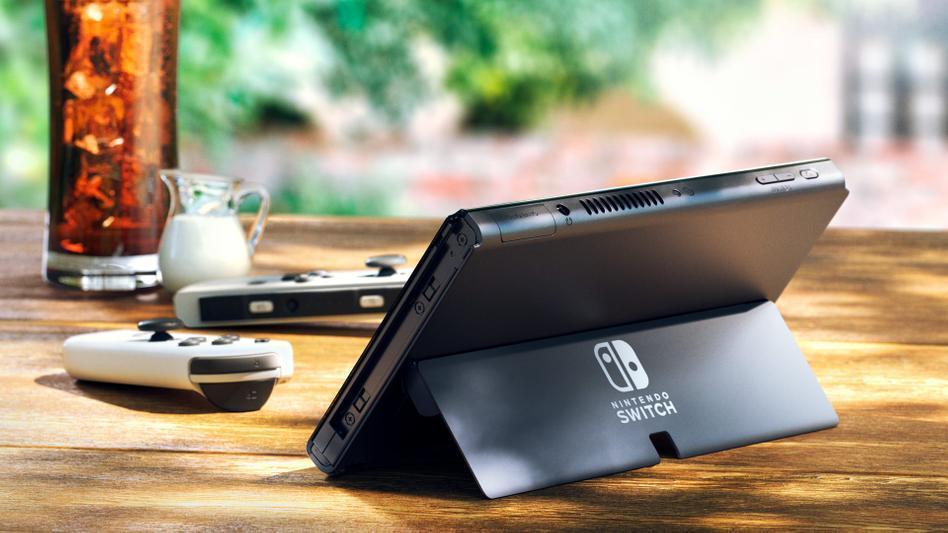 Nintendo Switch c OLED-дисплеем анонсировали официально, продажи с 8 октября ()