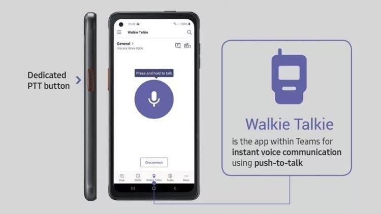 Microsoft Teams превратит любой смартфон в компактную рацию (ygqnlckq)