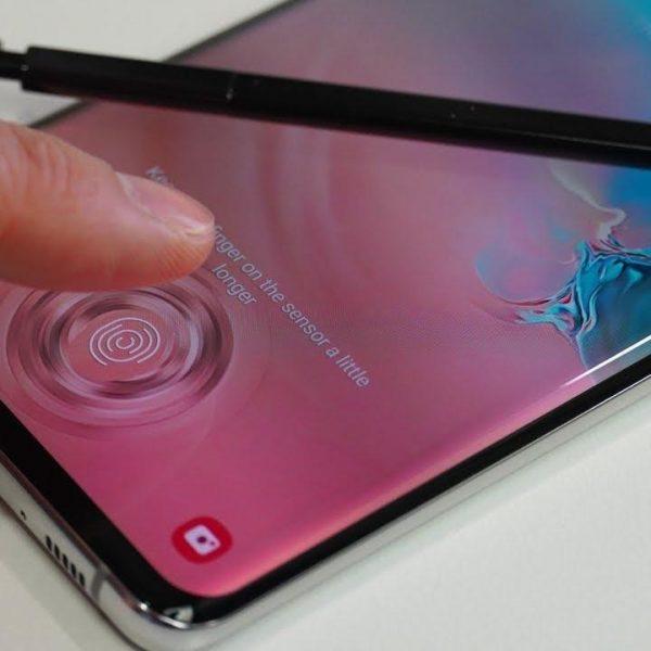 Серия Samsung Galaxy Note мертва? (1589519733 note10fpsensor yt)