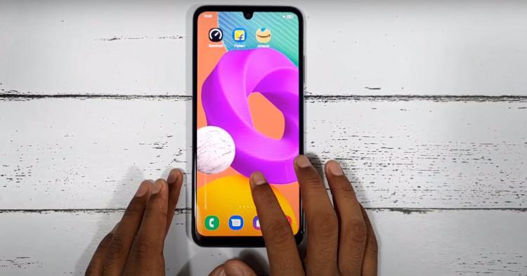 Samsung Galaxy А22